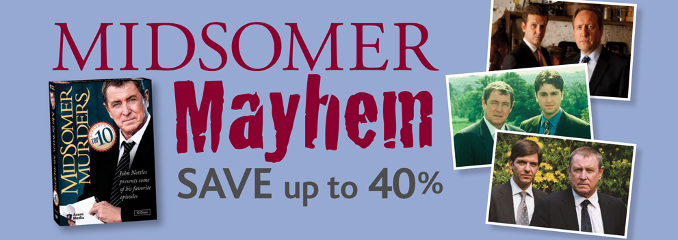 midsomer murders special sale